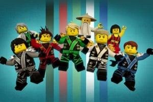 LEGO Ninjago: Nindroids Screenshot