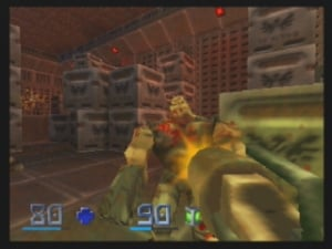 Quake II Review - Screenshot 3 of 5