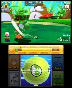 Mario Golf: World Tour Review - Screenshot 5 of 12