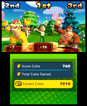 Mario Golf: World Tour Review - Screenshot 1 of 11