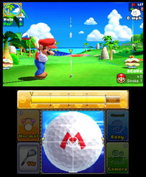 Mario Golf: World Tour Review - Screenshot 8 of 11