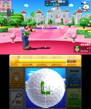 Mario Golf: World Tour Review - Screenshot 7 of 11
