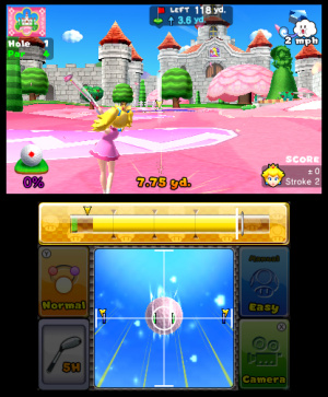 Mario Golf: World Tour Review - Screenshot 9 of 11
