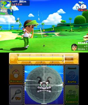 Mario Golf: World Tour Review - Screenshot 2 of 12