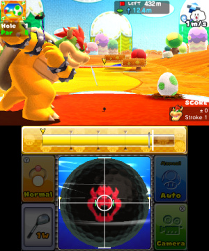 Mario Golf: World Tour Review - Screenshot 11 of 11