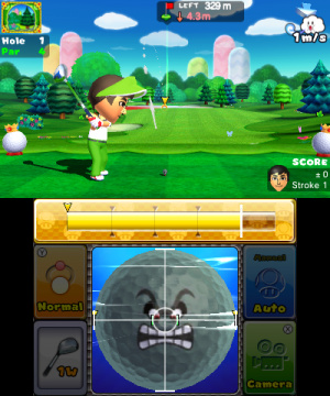 Mario Golf: World Tour Review - Screenshot 5 of 11