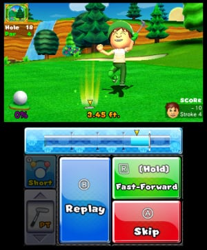 Mario Golf: World Tour Review - Screenshot 3 of 11