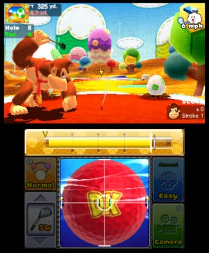 Mario Golf: World Tour Review - Screenshot 4 of 11