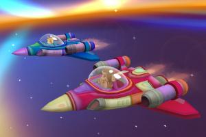 Super Monkey Ball: Banana Blitz Screenshot