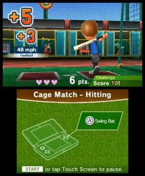 Rusty's Real Deal Baseball Review - Screenshot 1 of 6