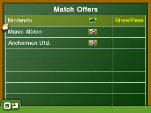 Nintendo Pocket Football Club Review - Screenshot 3 of 6