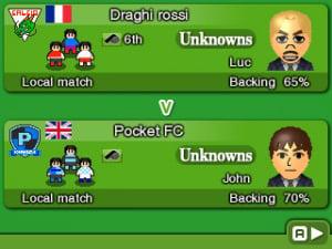 Nintendo Pocket Football Club Review - Screenshot 4 of 7