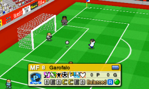 Nintendo Pocket Football Club Review - Screenshot 1 of 6