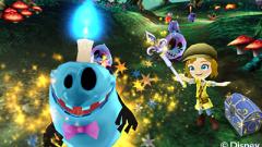 Disney Magical World Screenshot