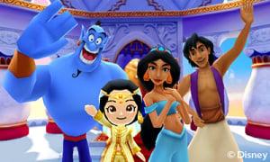 Disney Magical World Review - Screenshot 3 of 7