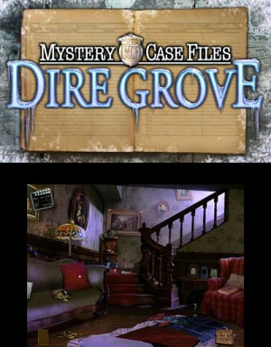 Mystery Case Files: Dire Grove Review - Screenshot 2 of 9