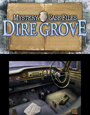 Mystery Case Files: Dire Grove Review - Screenshot 3 of 9