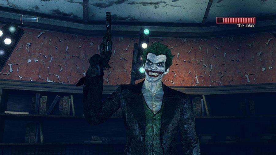 Batman: Arkham Origins Blackgate - Deluxe Edition Review - Screenshot 4 of 5