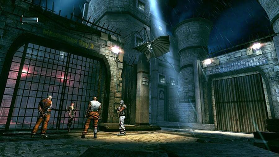 Batman: Arkham Origins Blackgate - Deluxe Edition Review - Screenshot 2 of 5