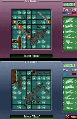Sea Battle Review - Screenshot 4 of 4