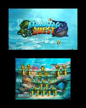 Atlantic Quest Review - Screenshot 1 of 3