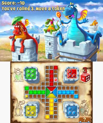 Tiny Games - Knights amp Dragons