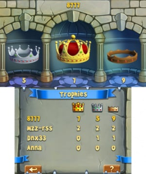 Tiny Games - Knights & Dragons Review - Screenshot 2 of 4