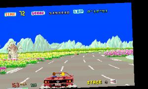 3D Out Run Review - Screenshot 3 of 4