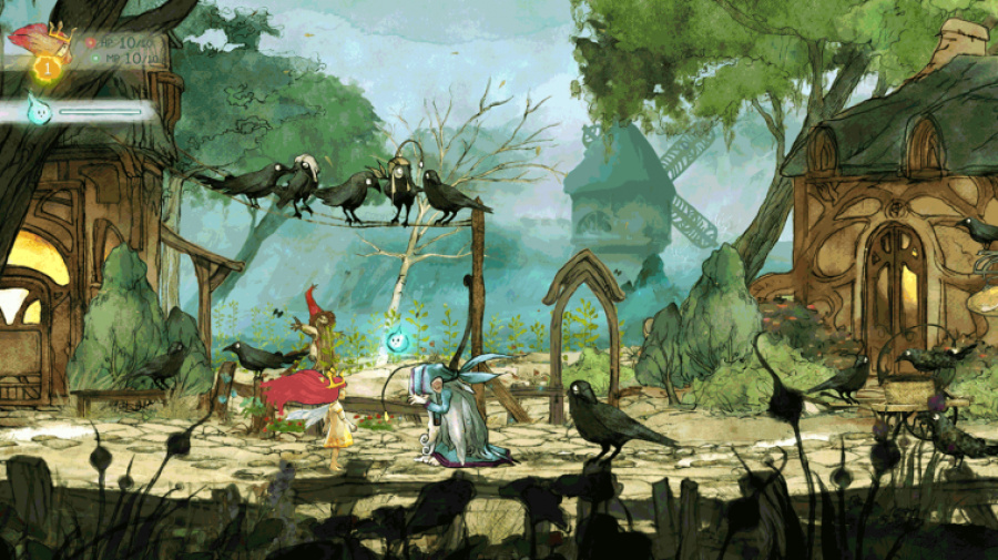 Child of Light Review - Screenshot 4 of 5