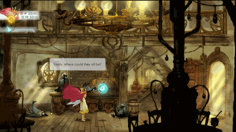 Child of Light Review - Screenshot 2 of 5