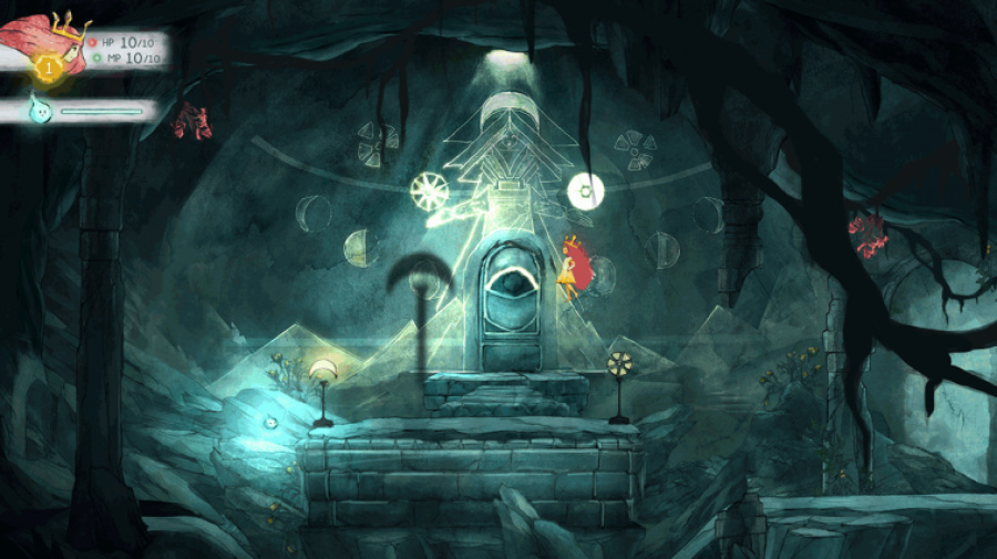 Child of Light Review - Screenshot 1 of 5
