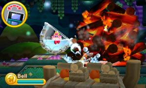 Kirby: Triple Deluxe Review - Screenshot 4 of 7