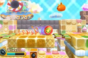 Kirby: Triple Deluxe Screenshot