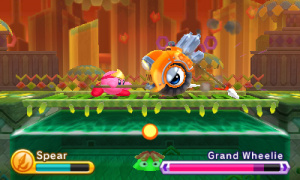 Kirby: Triple Deluxe Review - Screenshot 2 of 7