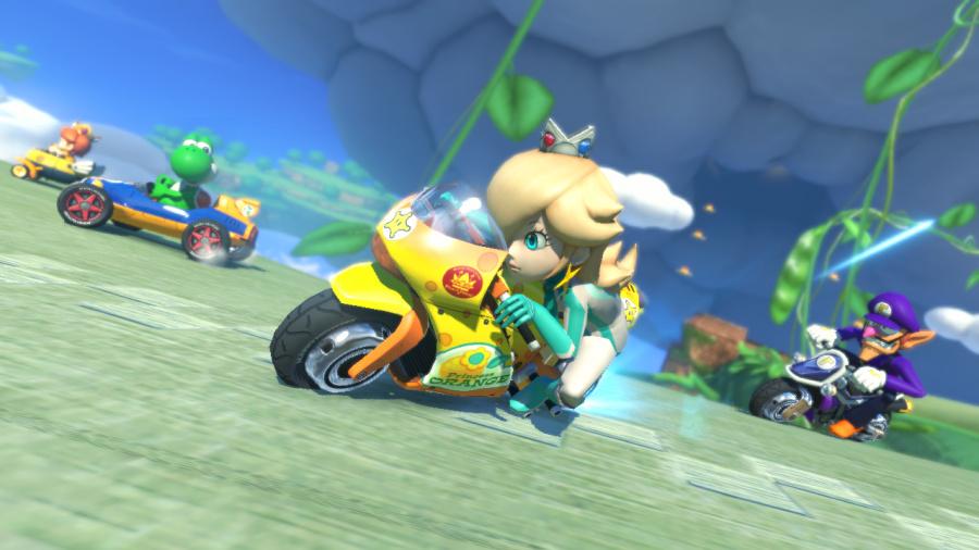 Mario Kart 8 Review - Screenshot 2 of 9