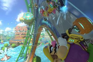 Mario Kart 8 Screenshot