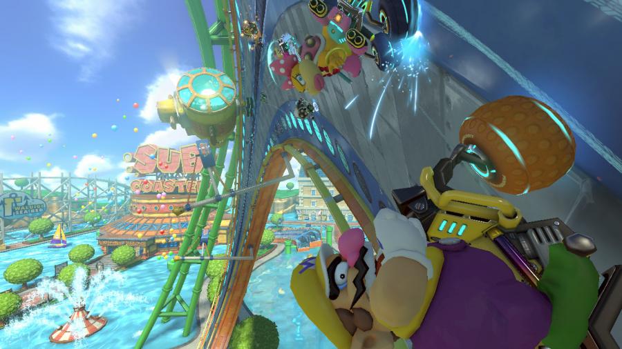 Mario Kart 8 Review - Screenshot 4 of 9