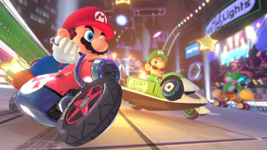 Mario Kart 8 Review - Screenshot 5 of 10