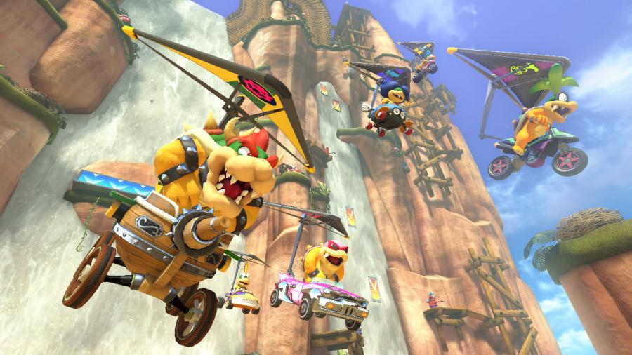 Mario Kart 8 Review - Screenshot 5 of 9