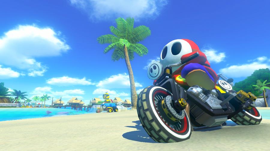 Mario Kart 8 Review - Screenshot 3 of 10