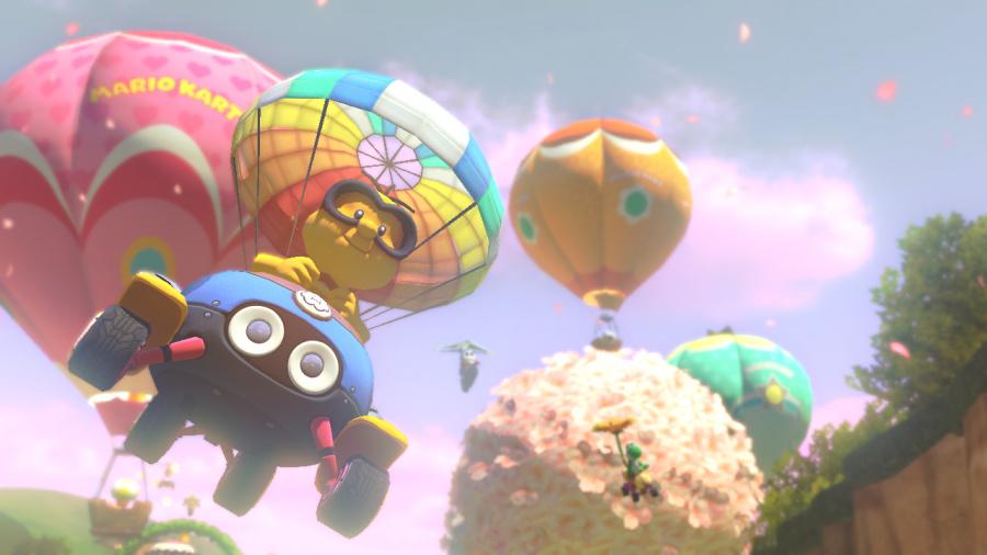 Mario Kart 8 Review - Screenshot 8 of 9
