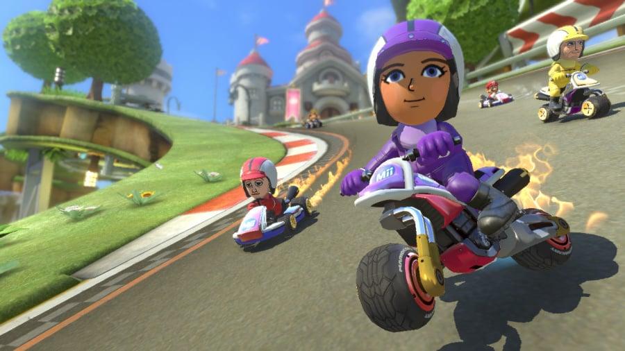 Mario Kart 8 Review - Screenshot 2 of 10