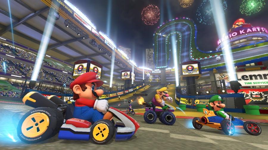 Mario Kart 8 Review - Screenshot 1 of 9