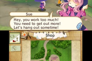 Hometown Story Screenshot