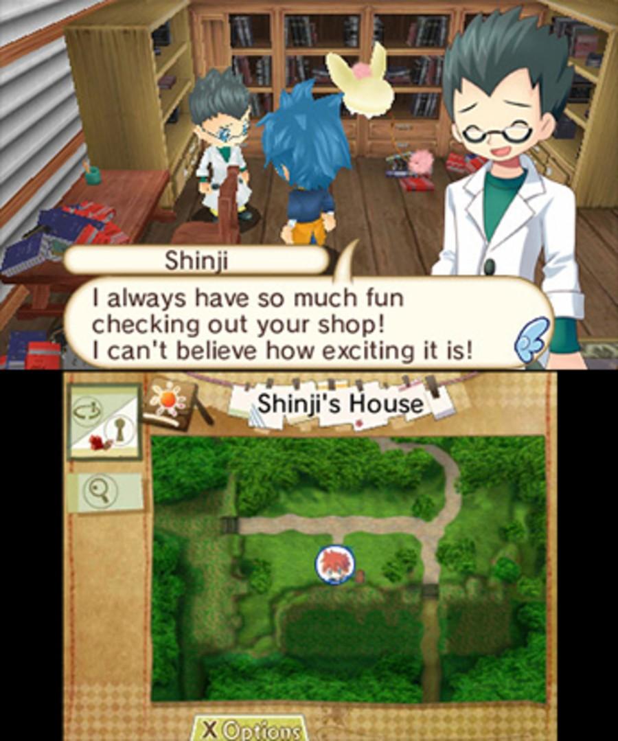 Hometown Story Screenshot