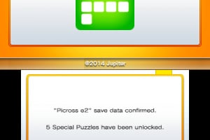 Picross e4 Screenshot