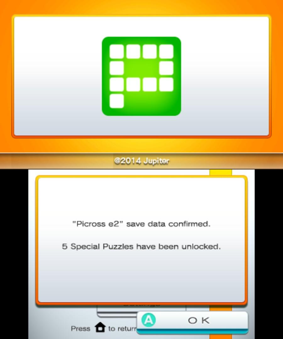 Picross e4 Screenshot