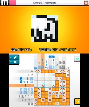 Picross e4 Review - Screenshot 2 of 4