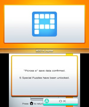 Picross e4 Review - Screenshot 3 of 3