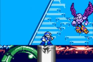 Mega Man Xtreme Screenshot